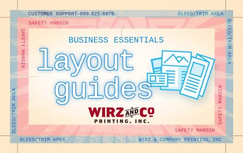 Layout Guides: Flyers